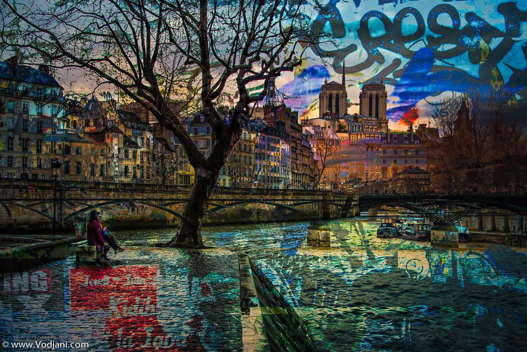 Paris et la Java