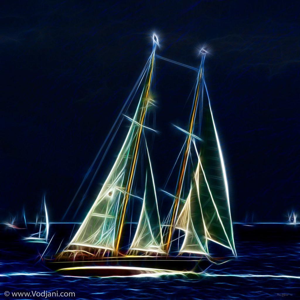 Spirit Sailing - I