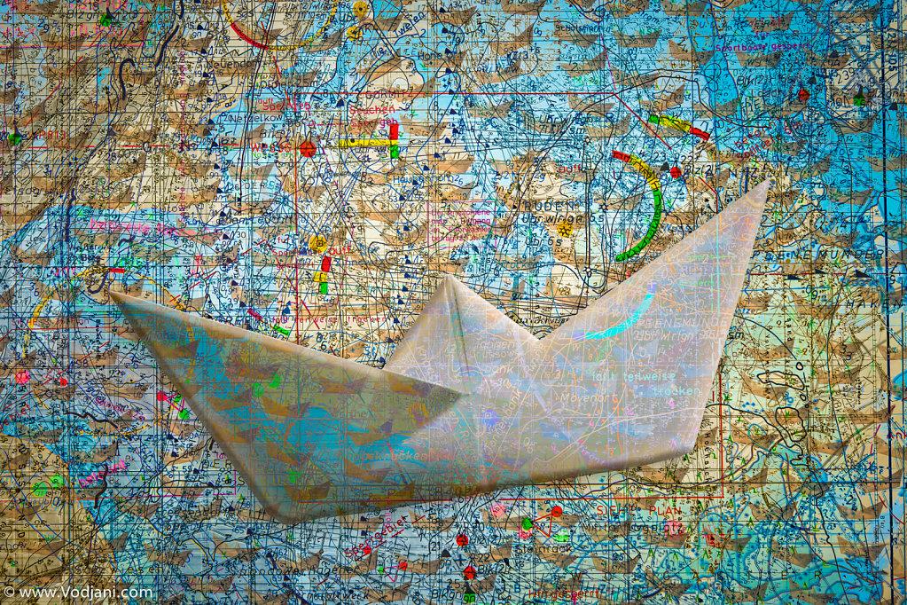 Petit bateaux - II