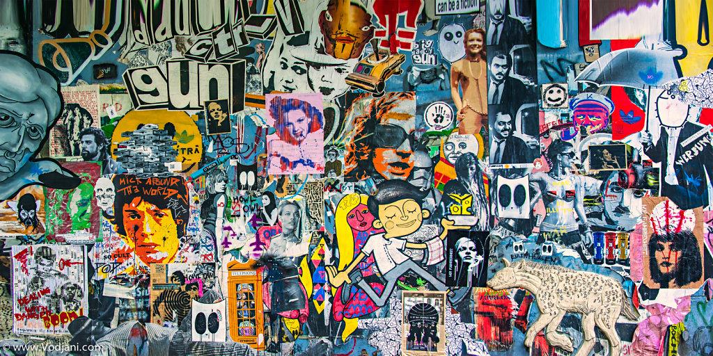 Graffiti Berlin - II