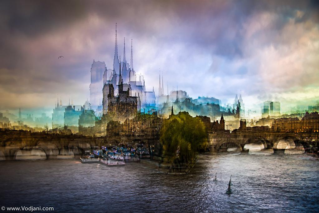 Paris Mwdieval - III