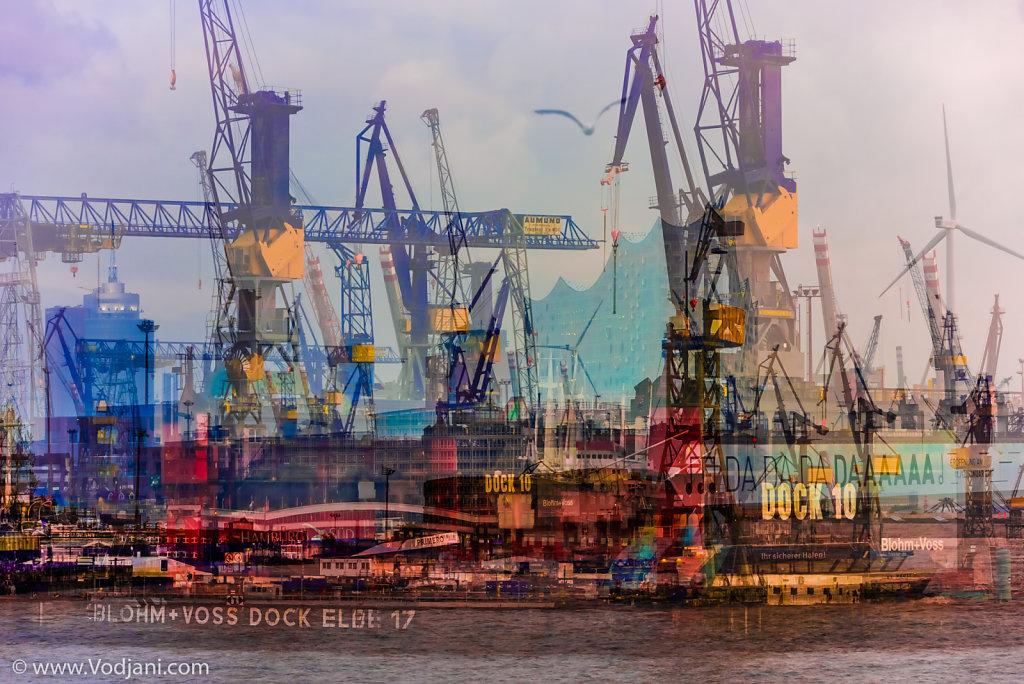 Hafen Möve - II