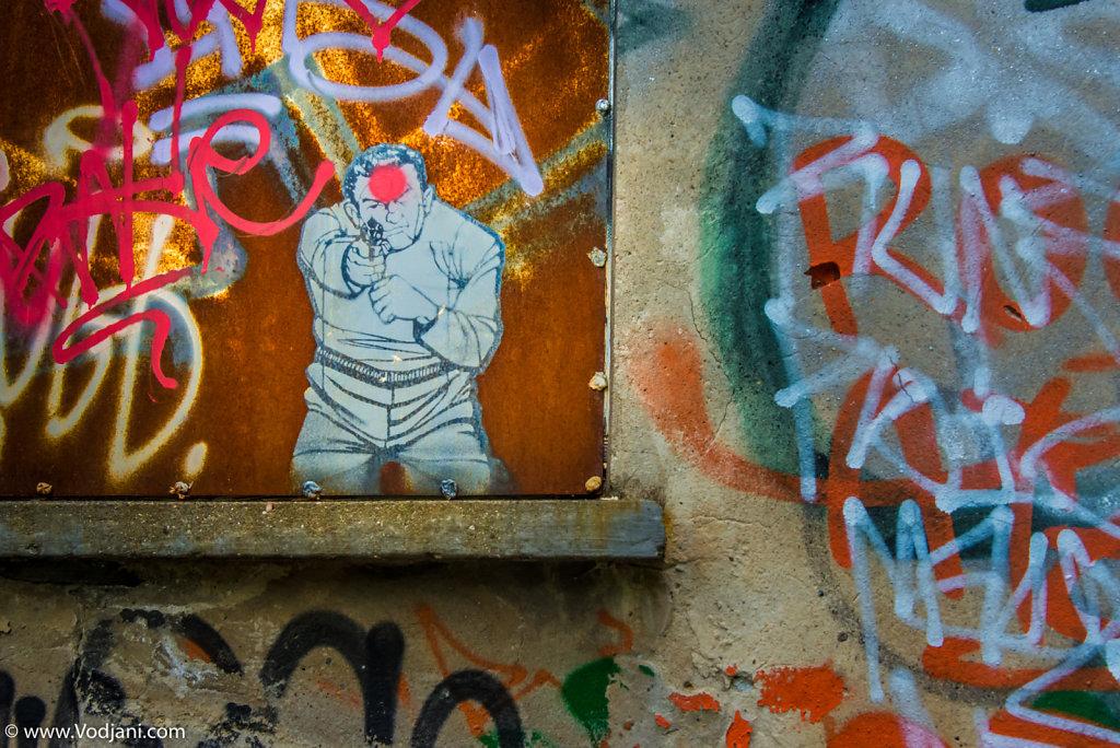 Graffiti Berlin - IX
