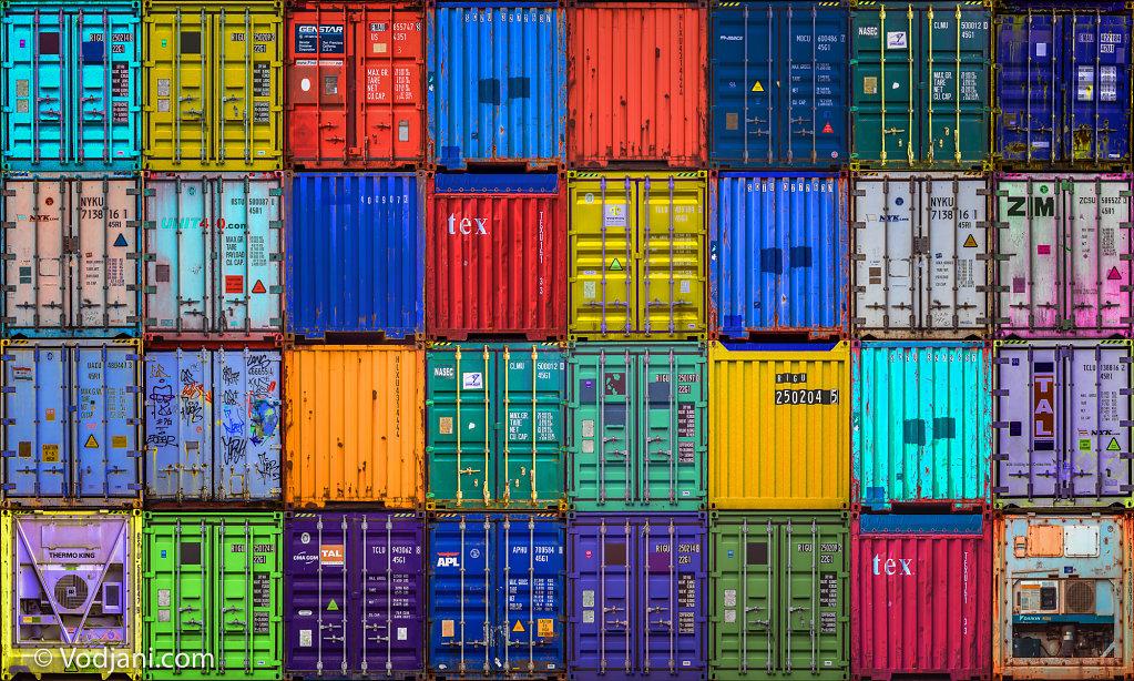 Pop Container